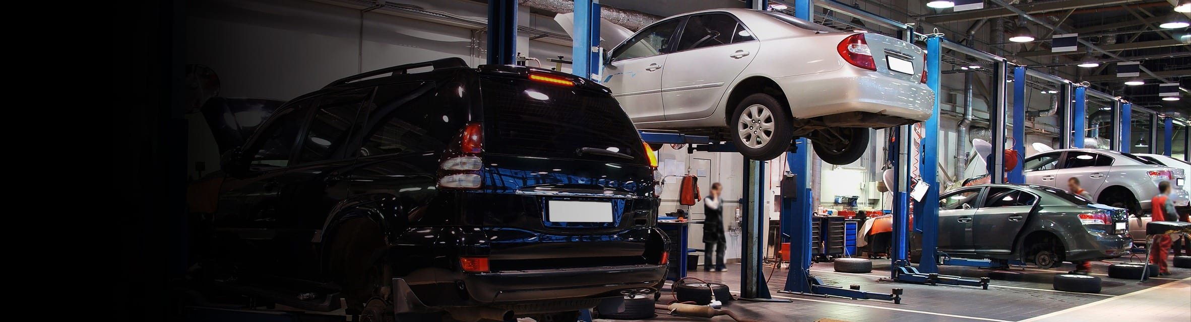 Automotive Maintenance Equipment