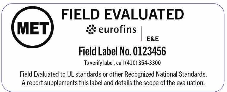 Field Testing & Evaluation | Field Labeling for Product Safety
